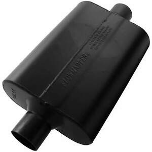 Flowmaster Super 44 Series Chambered Muffler 2 5 Center In Out 942545