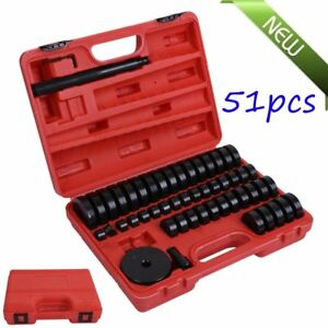 Bush Bearing Seal Driver Master Set Discs 51 Pcs Custom Built Hand Tool Kit Oy