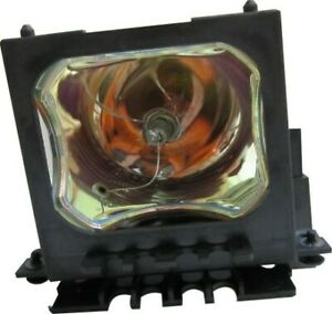 Oem Bulb With Housing For Elmo Edp x900 Projector With 180 Day Warranty