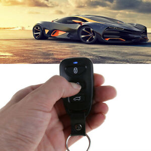 Universal Car Remote Control Key Central Door Lock Locking Keyless Entry System