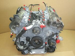 17 Cayenne Turbo Awd Porsche 958 Engine Long Block 4 8 Motor Cft 00 Cft 00 9 356