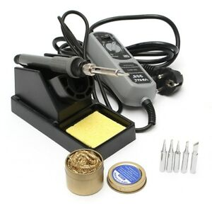 Yihua 908 220v 60w Electric Iron Soldering Station Welding Rework With Stand