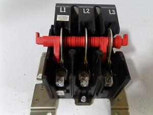 Square D Disconnect Switch 31055 496 51