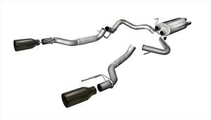 Corsa Performance 14397bpc Sport Cat back Exhaust System Fits 17 19 F 150