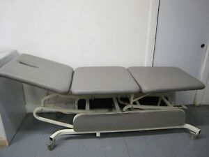 Midland High Low Multi section Power Exam Table With Foot Pedal massage Bed