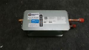 Precision Coils Sp101612n 375 Cfm 0 9 Gpm Hot Water Heating Coil