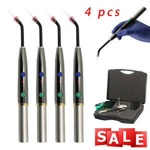 4 Pc Dental Oral Laser Diode Pad Photo activated Disinfection Medical Light Lamp