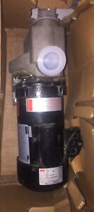 Dayton 2zxr8 Stainless Steel Centrifugal Pump 3 4hp 1 Ph 115 208 230v