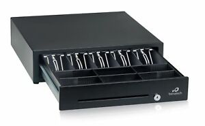 Bematech Cd415 Economy Cash Drawer Hardwired Rj12 Compatible With Epson Or