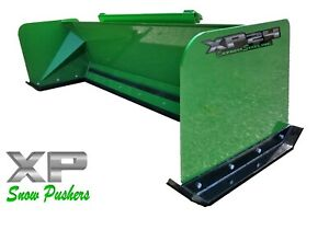 7 Low Pro John Deere Snow Pusher Box Local Pick Up rtr Express Snow Pusher