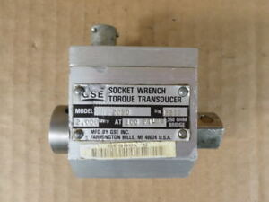 Gse Inc 2050 Socket Wrench Torque Transducer