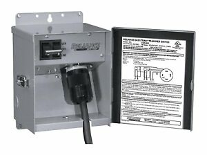 Openbox Reliance Controls Corporation Csr202 Easy tran Transfer Switch For Up To