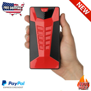 New Portable Car Battery Jump Starter Handheld Jump Box Smart Battery Charger