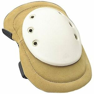 Allegro Industries 6991 01q Welding Knee Pad With Cap Leather One Size Tan