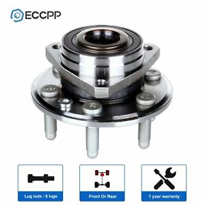 Front Or Rear New Wheel Hub Bearing Assembly For Cadillac Srx 10 16 9 4x 2011