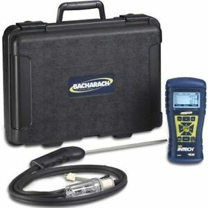 Bacharach Fyrite Intech 0024 8523 Residential Combustion Analyzer Kit special