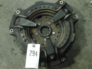 Massey Ferguson 40 Tractor Pressure Plate Part 130113 Tag 294