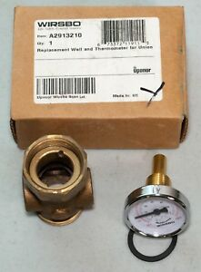 Wirsbo A2913210 Replacement Well Thermometer For Union