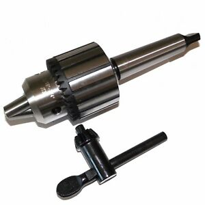 3 4 Heavy Duty Drill Chuck 2mt Shank In Prime Quality With Key Open Box