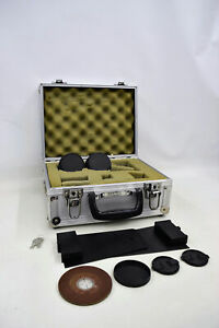 Malvern 100300mm Lens W Alignment Disk F 2600 c Droplet Particle Size Analyzer