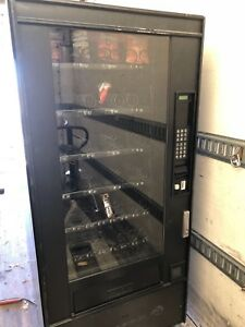 Crane National 148 Candy Snack Vending Machine With Posi vend