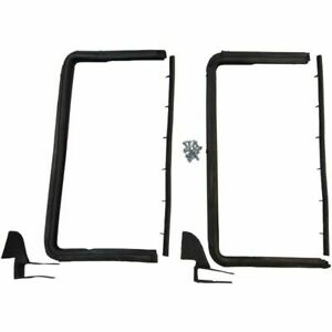 1954 1956 Buick Cadillac 2dr 4dr Hardtops Front Vent Window Seal Kit