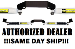 99 04 Ford F 250 F 350 Super Duty Excursion Dual Steering Stabilizer