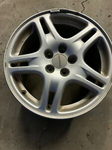 2002 2003 2004 2005 Subaru Wrx Impreza 16 Factory Oem Alloy Wheel Rim Single