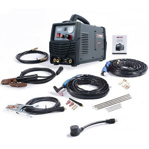 Cts 160 30a Plasma Cutter 160a Tig torch stick Arc Welder 3 in 1 Combo Welding