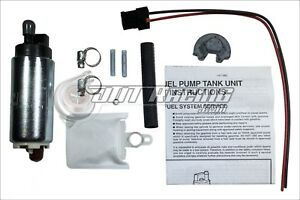 Genuine Walbro 255lph Hp Fuel Pump Kit 91 96 Toyota Mr2 84 92 Supra 85 93 Celica