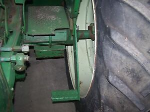 Oliver 66 77 88 660 770 880 Tractor 102130a Step