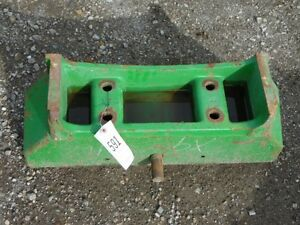 John Deere Tractor Front Weight Support Part l155554 Tag 591