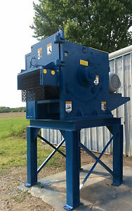 100 Hp Wood Grinder Arasmith Mfg Co Ideal For Making Mulch 30 X 18 Infeed