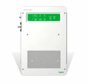 Schneider Conext Sw2524 Battery Inverter Off Grid Sinewave 2400w 24vdc 120 240