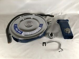 Nice Oem Genuine Ford 1972 Mustang Cougar 351cj Air Cleaner Assembly Rechromed