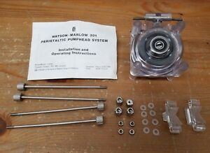 Watson Marlow 301 Peristaltic Pump Head Pumphead System England New Old Stock