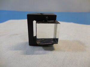 Square Optical Laser Prism With Mount