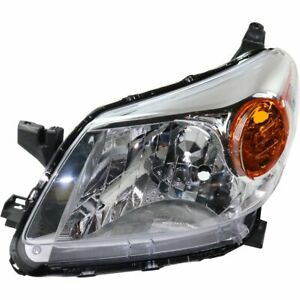 New Headlight Lamp Driver Left Side Lh Hand For Scion Xd Fo2502337c 8117052880