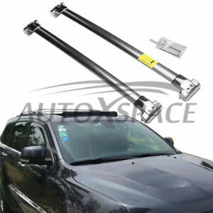 Crossbar Fit For Jeep Grand Cherokee 2011 2018 Steel Roof Rack Rail Cross Bar