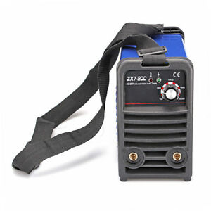 220v Mma Arc Welding Machine Interver Igbt Free Accessories