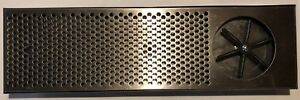 Stainless Steel Drip Tray Glass Rinser 7 X 24 For Cafe Or Bar save 33