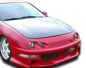 Kbd Body Kits Ex Spec 1 Pc Polyurethane Front Bumper For Acura Integra 1994 1997