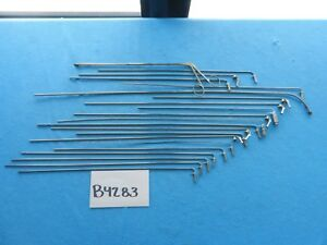 Karl Storz Pilling Surgical Ent Bronchial Instruments Lot Of 21