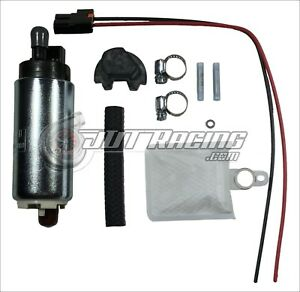 Genuine Walbro 255lph High Pressure Fuel Pump Kit For 1989 98 240sx S13 S14 Sr20