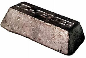 Pure Soft Lead Ingot - Free 2 Day Shipping