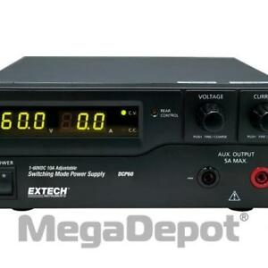 Extech Dcp60 600w Switching Power Supply 120v