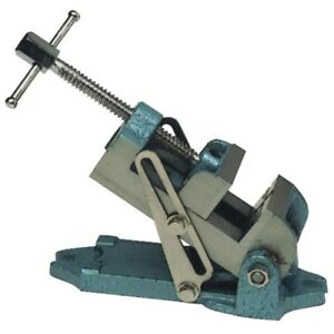 Wilton 12870 Drill Press Angle Vise 3 1 8 Jaw Opening