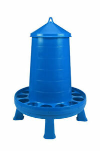 Double tuf Dt9879 35 Lb Poultry Feeder With Legs