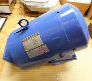 Sm cyclo 3 Phase Induction Motor 2 Hp M5fgf621