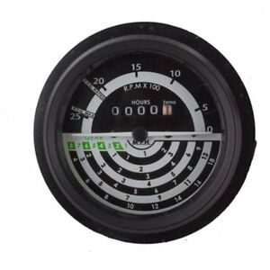 Al30803 Tachometer Gauge For John Deere 2040 2030 2020 1020 830 2440 2640 820